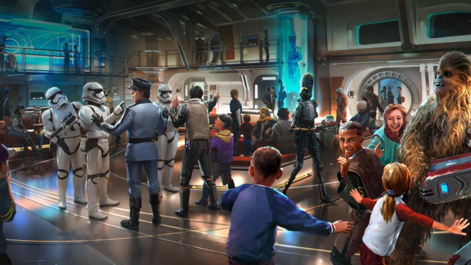 Star Wars : Galactic Starcruiser Adventure