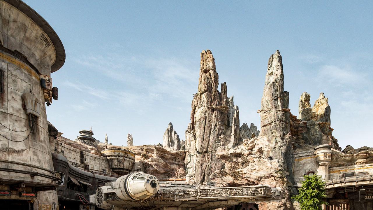 Star Wars Galaxy's Edge à Walt Disney World
