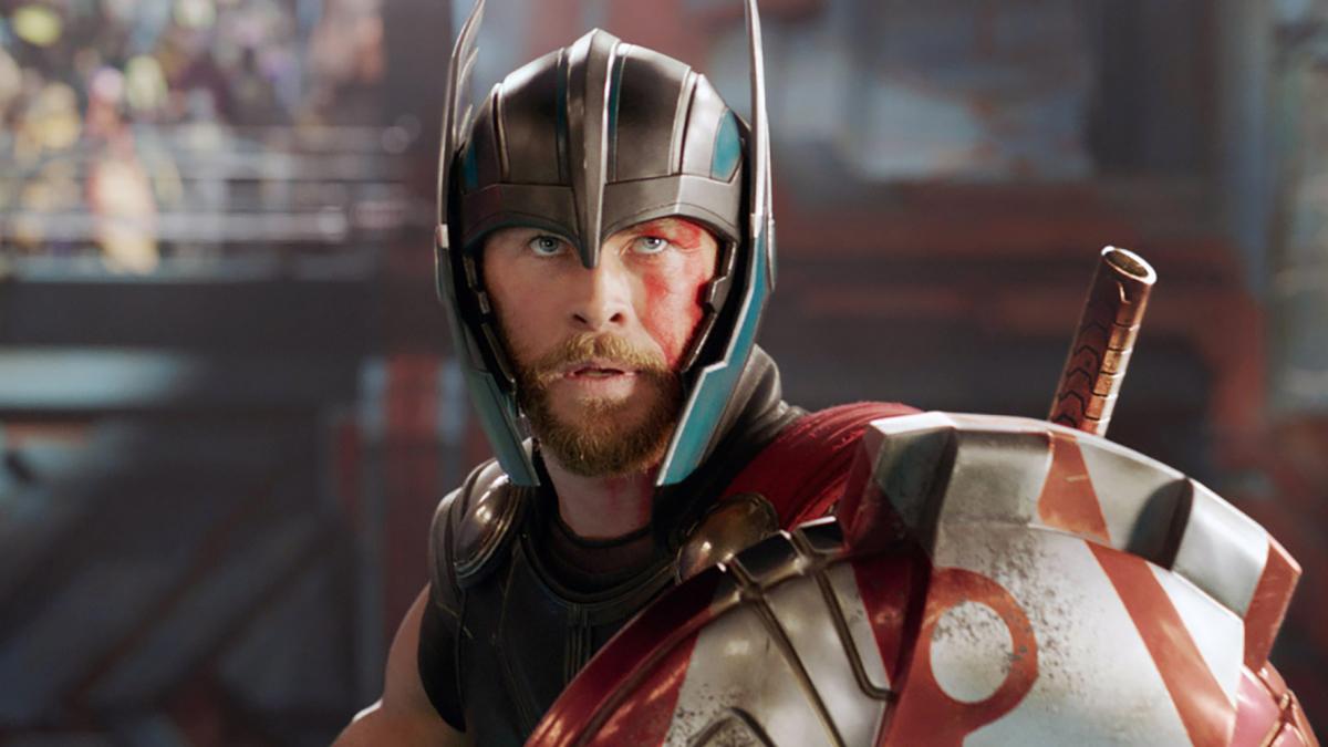 Thor (Chris Hemsworth) - Thor : Ragnarok