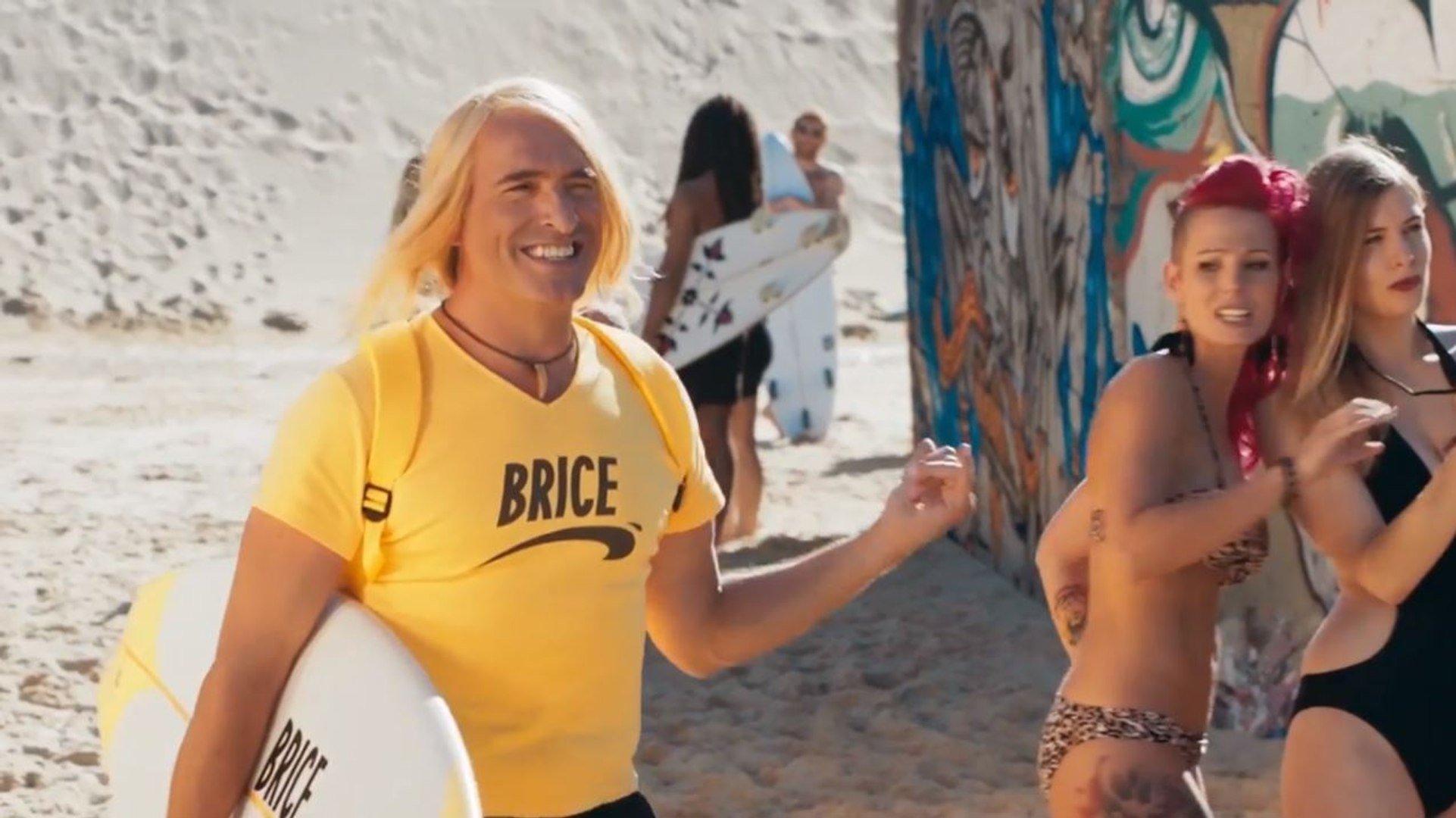 Brice de Nice (Jean Dujardin) - Brice 3