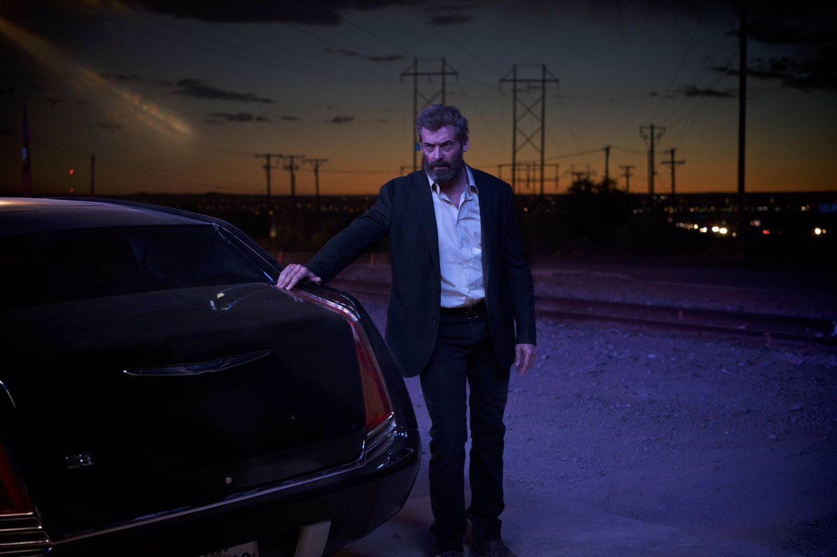 Wolverine (Hugh Jackman) - Logan