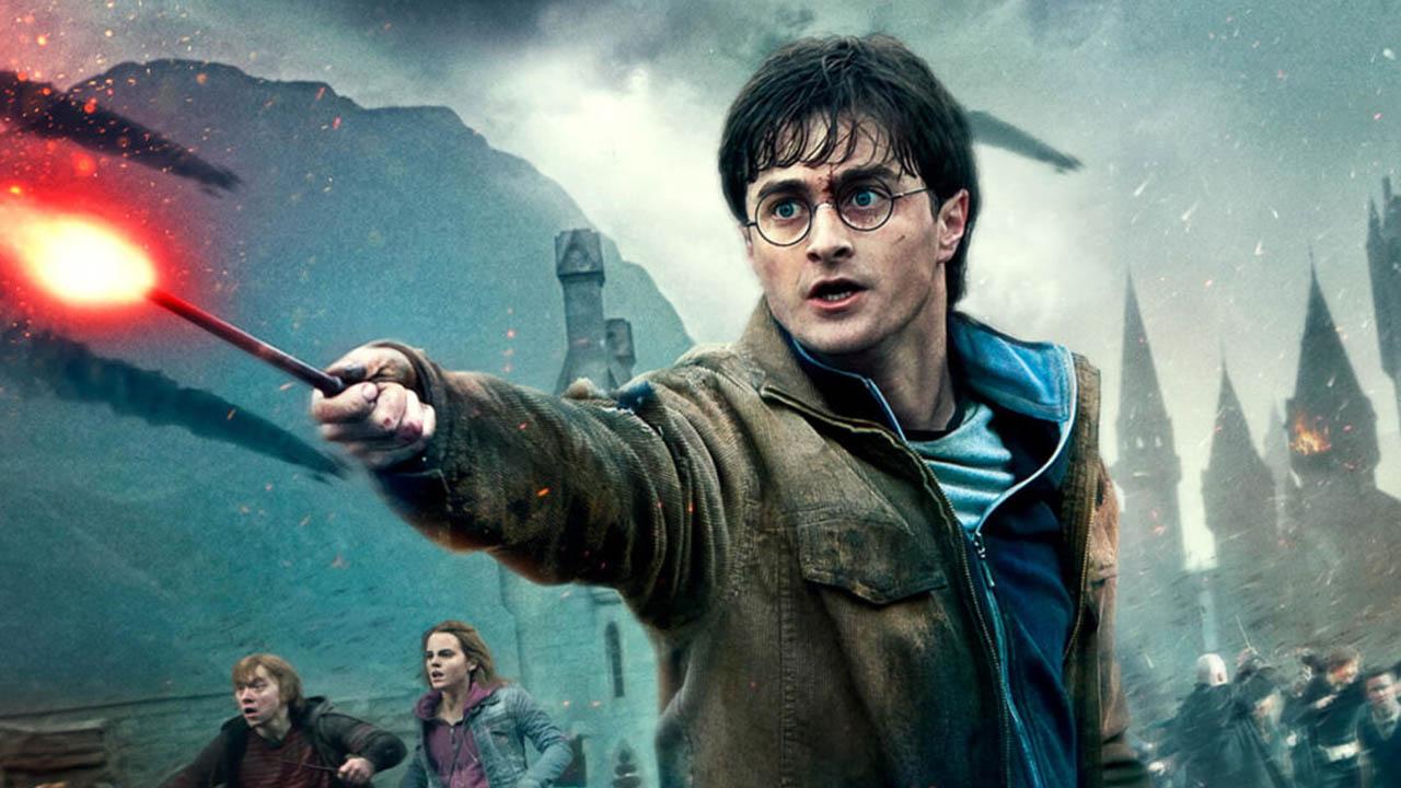 Harry Potter (Daniel Radcliffe) - Les Reliques de la Mort Partie 2