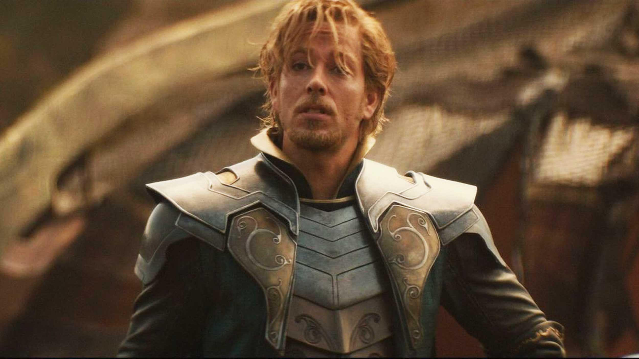 Fandral (Zachary Levi) - Thor : Ragnarok