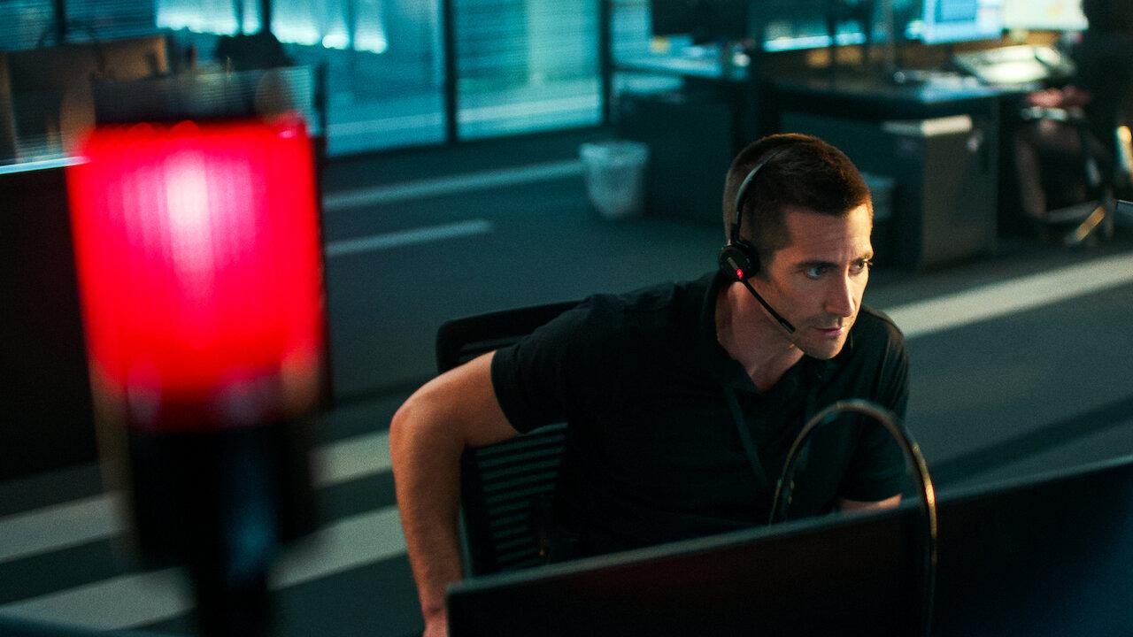 Joe Bayler (Jake Gyllenhaal) - The Guilty