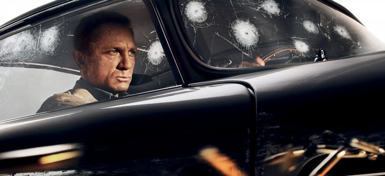 James Bond (Daniel Craig) - Mourir peut attendre