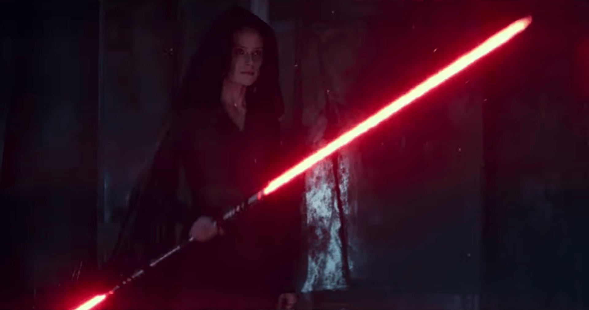 Dark Rey (Daisy Ridley) - Star Wars IX : L'Ascension de Skywalker