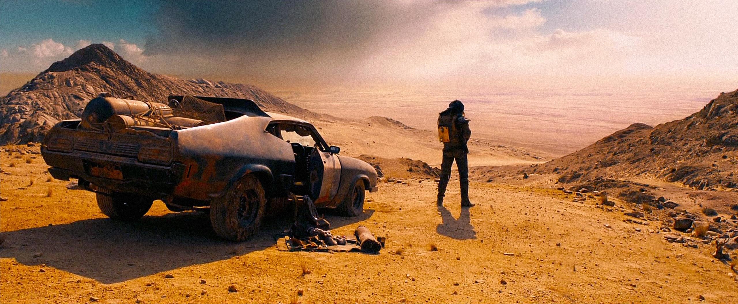 Max (Tom Hardy) - Mad Max : Fury Road