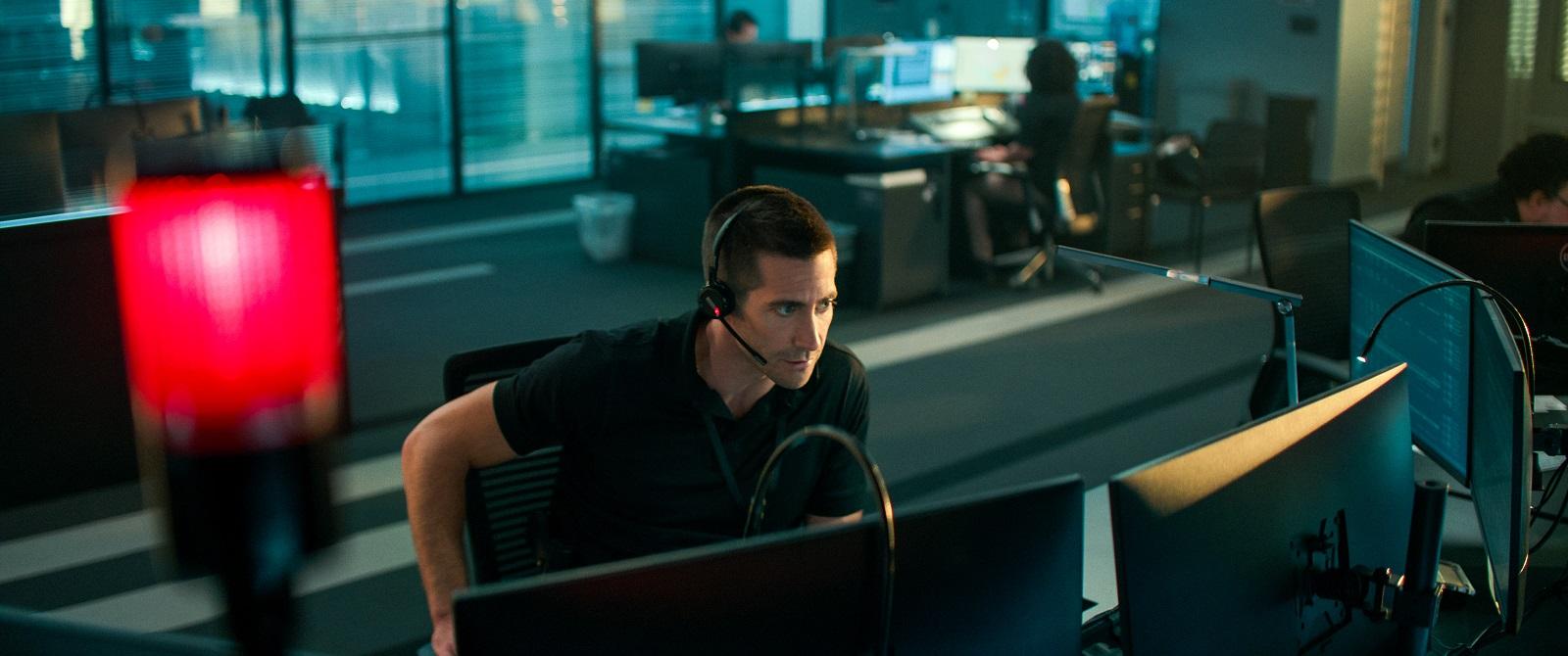 Joe Bayler (Jake Gyllenhaal) - The Guilty © Netflix