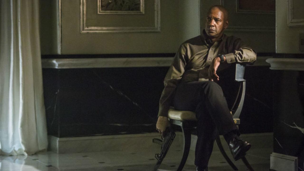 Paul McCall (Denzel Washington) - Equalizer 2
