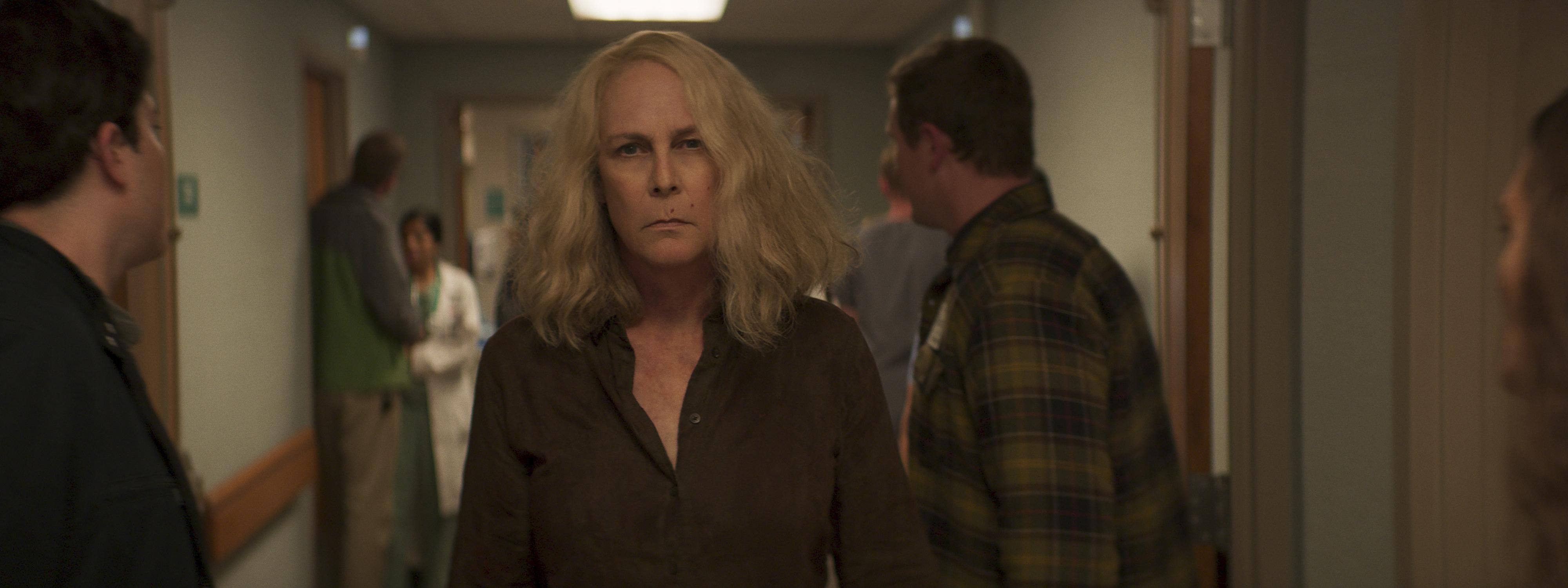 Laurie Strode (Jamie Lee Curtis) - Halloween Kills