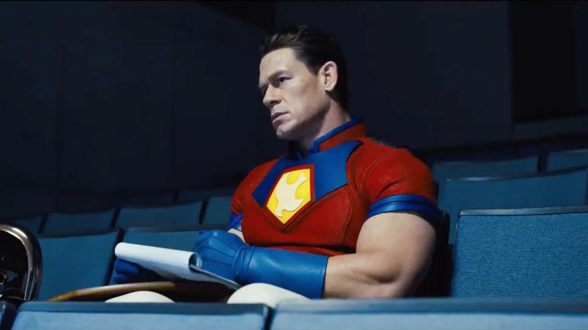 Peacemaker (John Cena) - The Suicide Squad