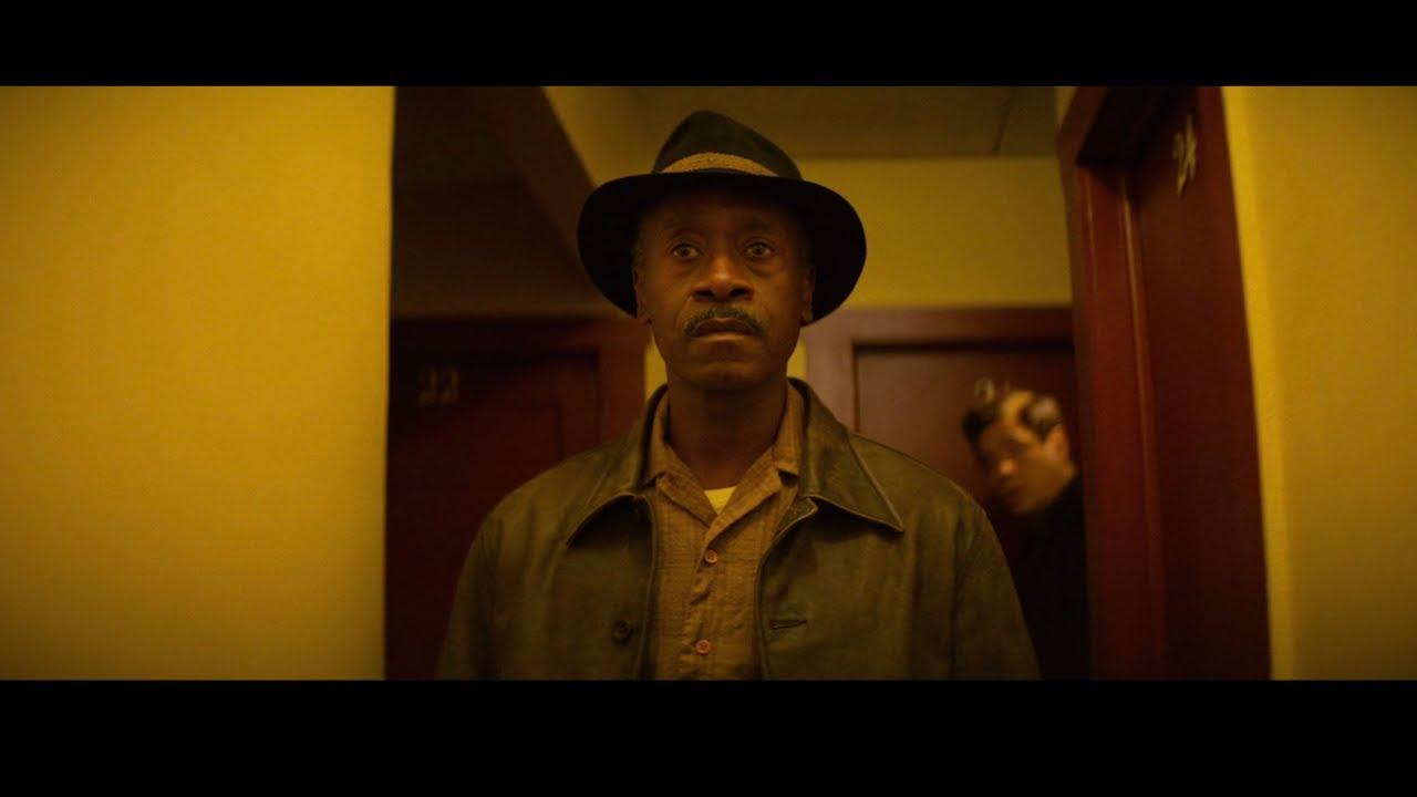 Curt Goynes (Don Cheadle) - No Sudden Move