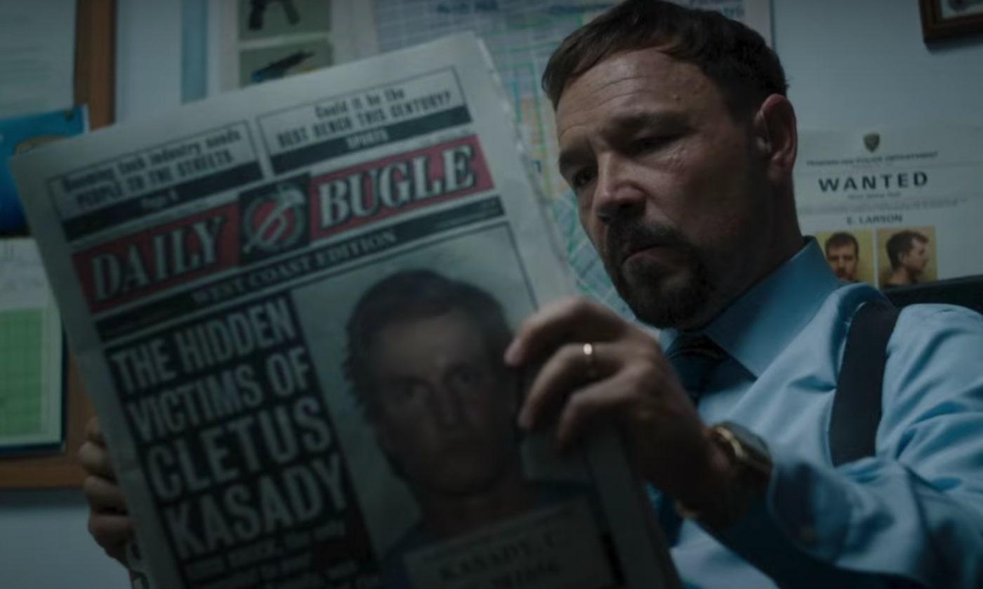 Patrick Mulligan (Stephen Graham) - Venom : Let There Be Carnage