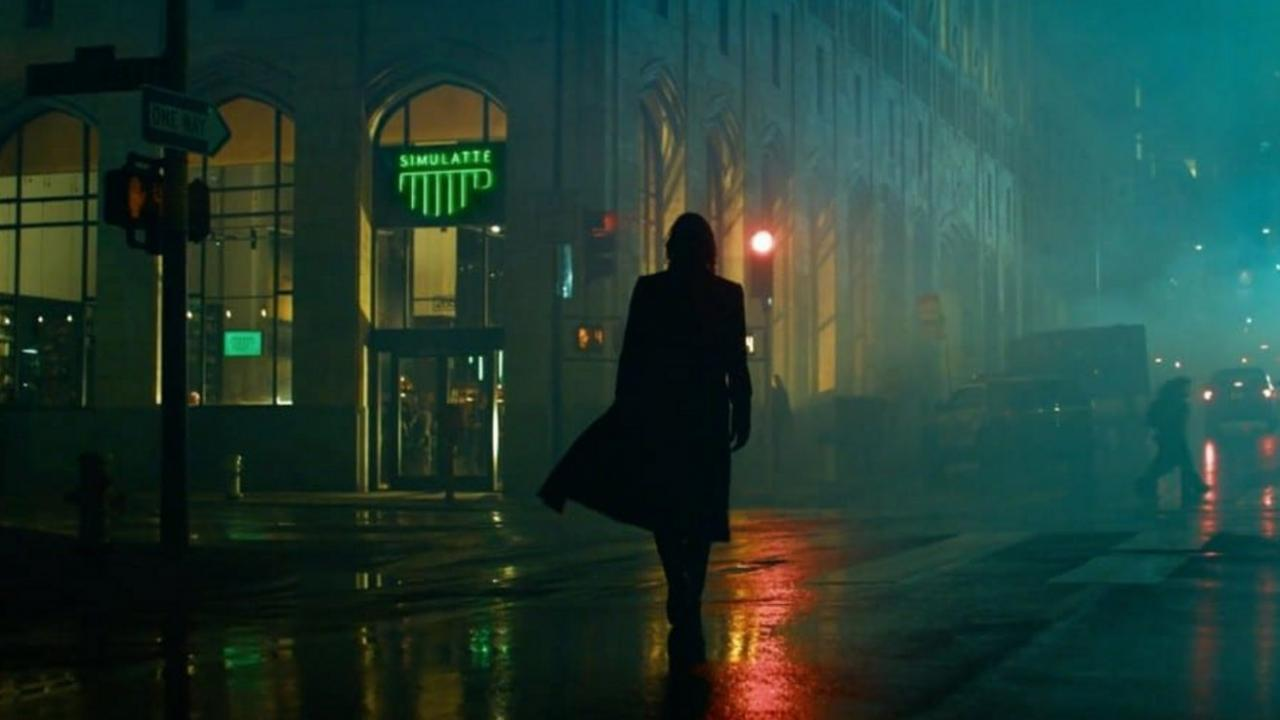 Neo (Keanu Reeves) - Matrix Resurrections