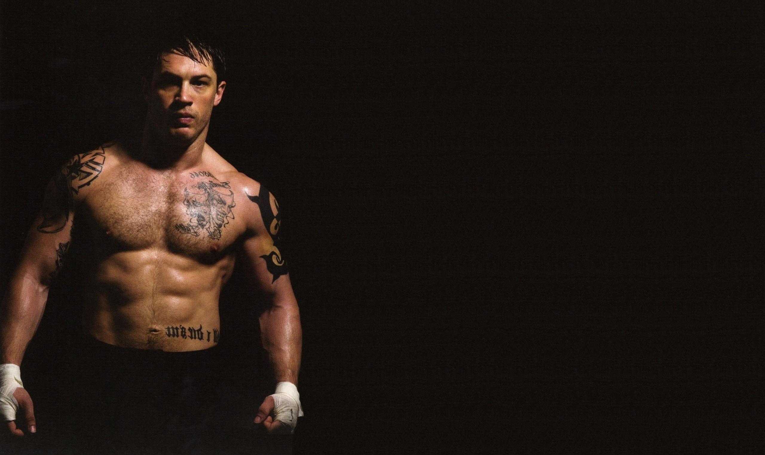 Tom Conlon (Tom Hardy) - Warrior