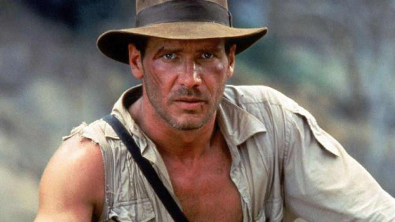 Indiana Jones (Harrison Ford) - Indiana Jones et le Temple Maudit