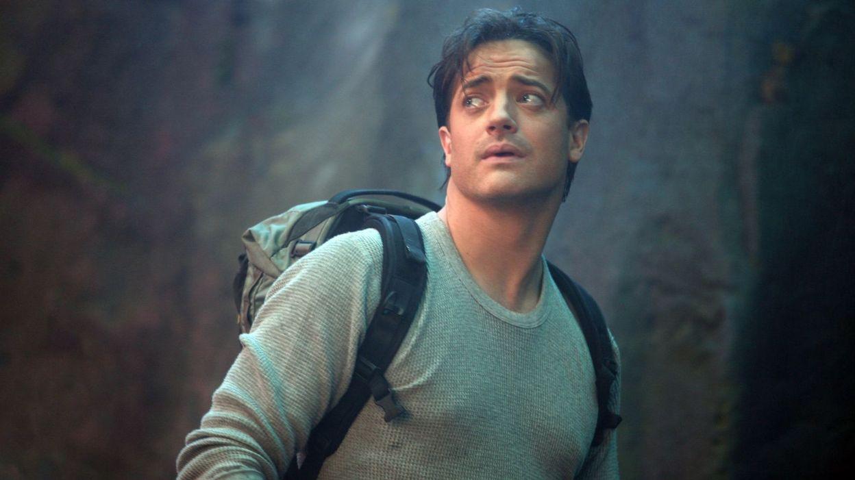 Trevor (Brendan Fraser) - Voyage au centre de la Terre