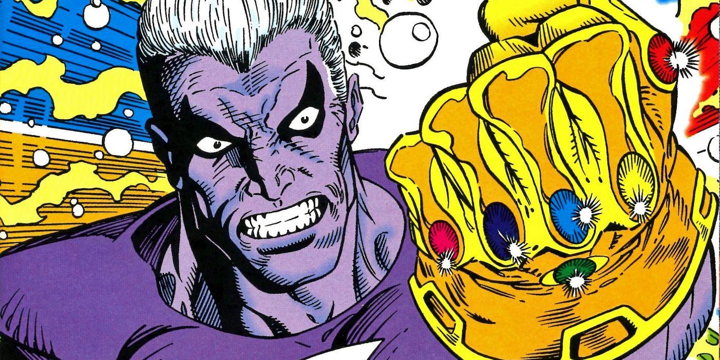 Magnus - saga Infinity War
