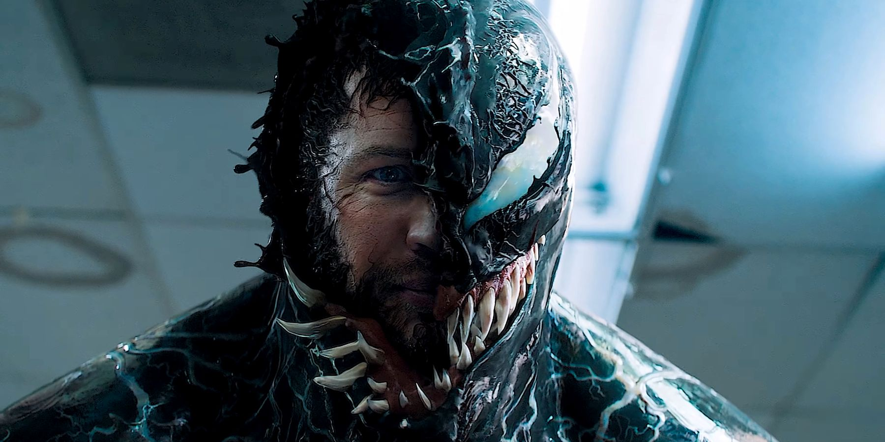 Eddie Brock (Tom Hardy) - Venom : Let There Be Carnage